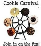 Cookie Carnival ~ Chocolate Fudge, Toffee, Cherry Cookies